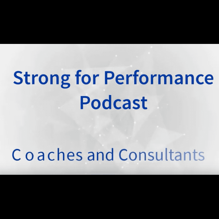 Acquire More Clients by Living Service on  Strong for Performance Podcast